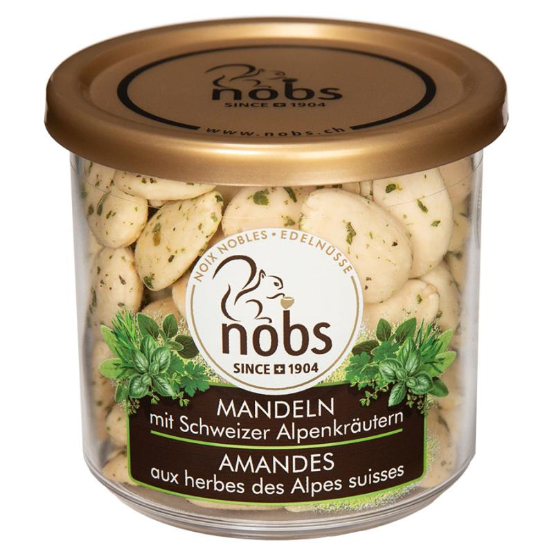Almonds with Herbs of the Swiss Alps - 130g